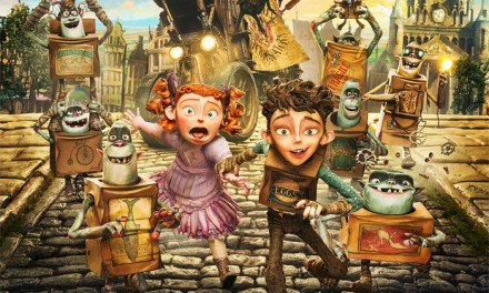 The BoxTrolls: Behind the Scenes Featurette #TheBoxTrolls @TheBoxTrolls