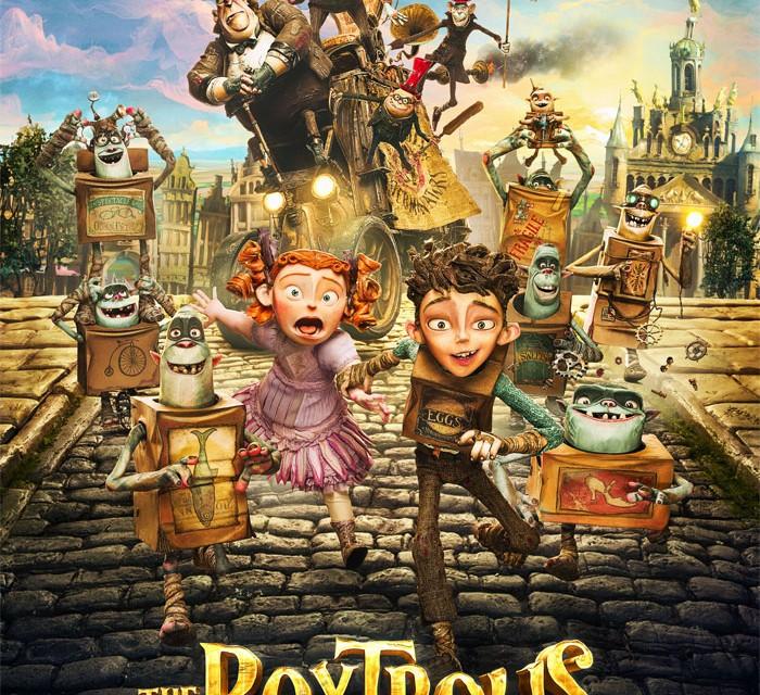 The BoxTrolls: Behind the Scenes Featurette #TheBoxTrolls @TheBoxTrolls