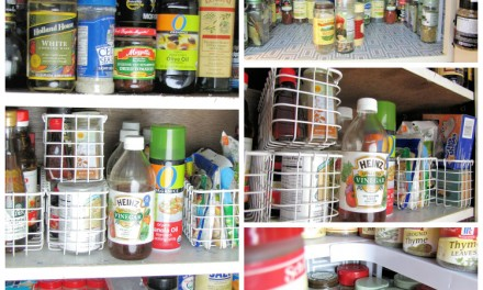 Spicy Shelf Stackable Organizer – Cabinet Makeover