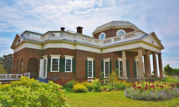 Thomas Jefferson Monticello: Visiting With Kids
