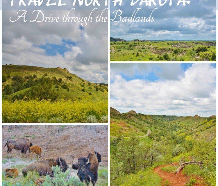 Travel North Dakota: A Drive through the Badlands