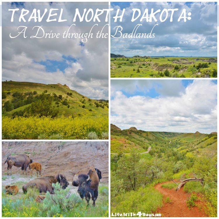 Travel North Dakota - What to see and do #TRAVEL