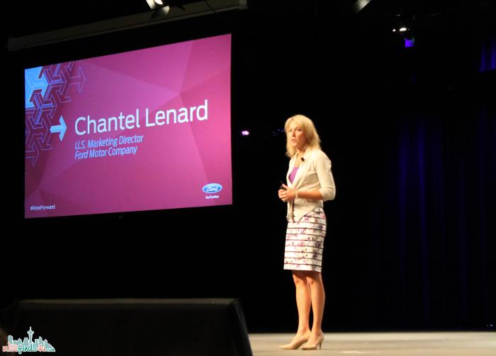 Chantel Lenard