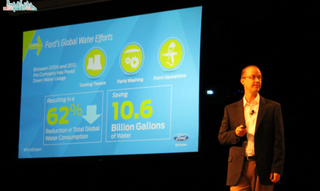 Sustainability Blues: Addressing The Water Crisis #FurtherWithFord #FordGreen