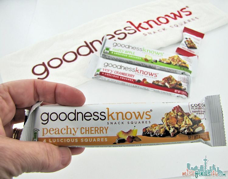 goodnessknows snack squares - ad