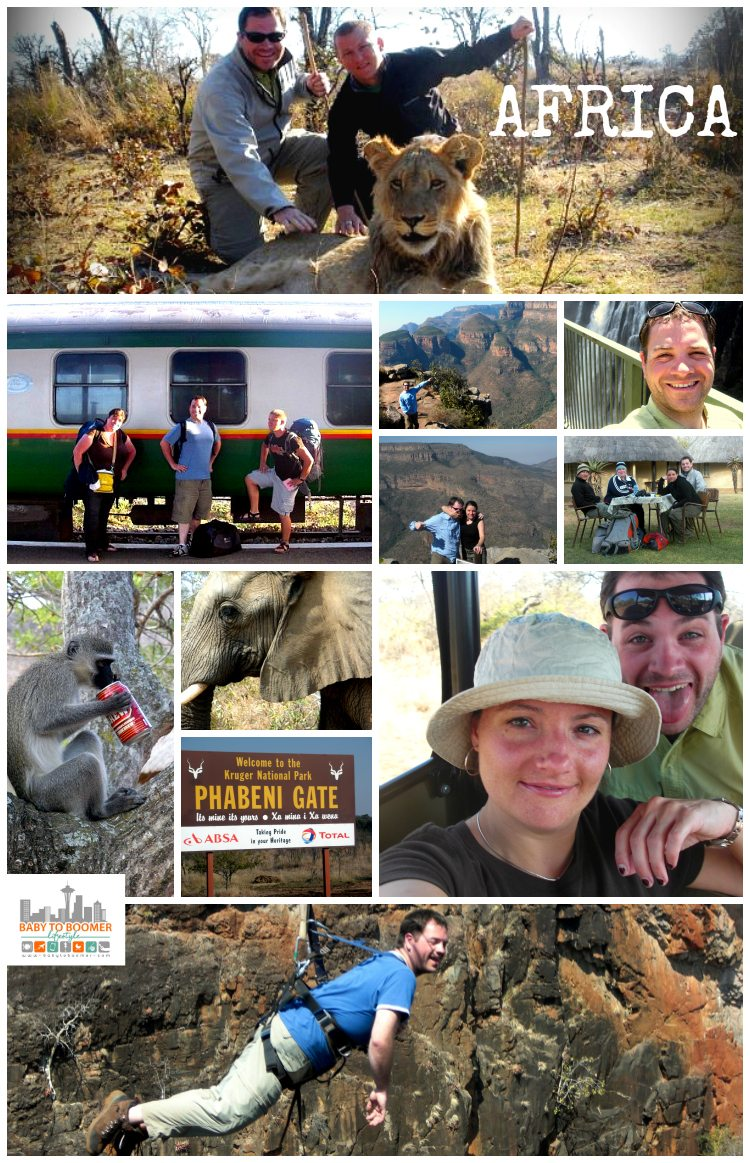 Africa Safari  & Victoria Falls - a GoPro HERO would have been a better choice for these once-in-a-lifetime photos - GoPro HERO4 Action Camera - Give or Keep?  #GoProatBestBuy #ad