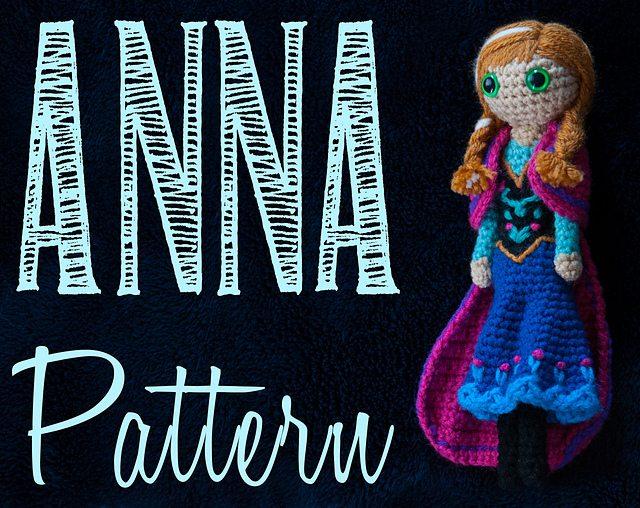 Anna Crochet Pattern