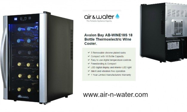Avalon Bay Wine Cooler AB-WINE18S Review