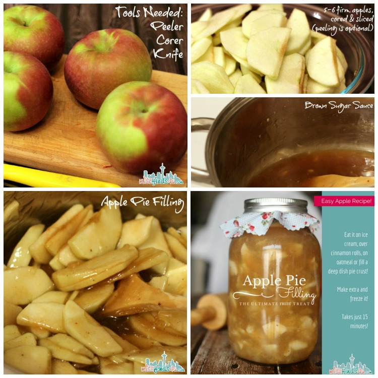 Apple Pie Filling: Done In 15 Minutes