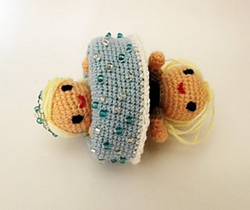 Elsa Amigurumi Patron Gratis : FREE Frozen Crochet Patterns: Inspired by the Disney Movie