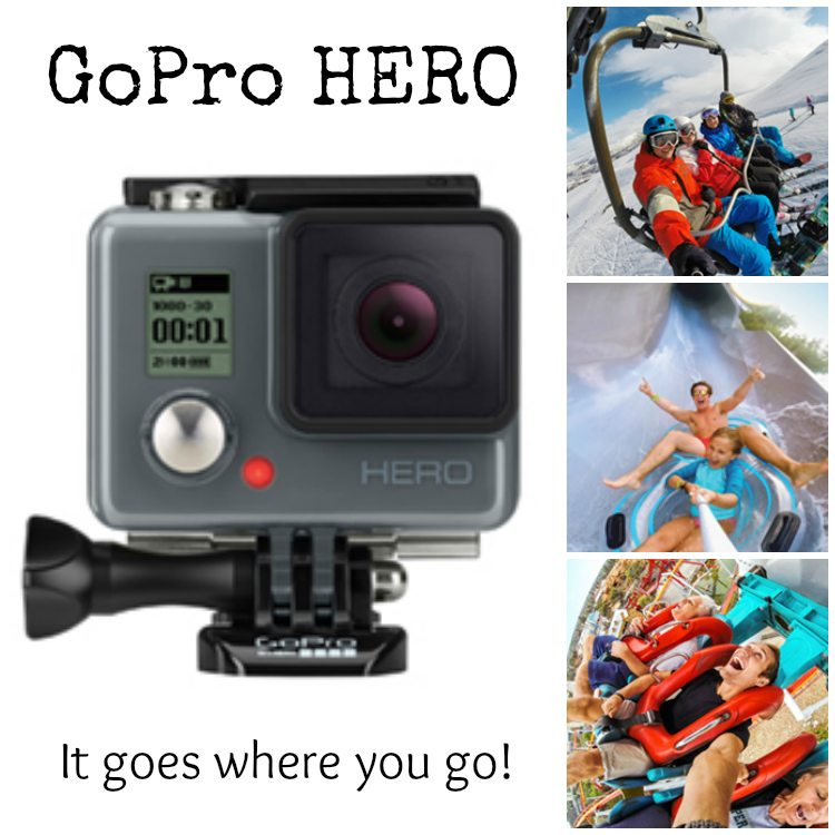 GoPro HERO 4 Camera available at Best Buy ad #GoProatBestBuy