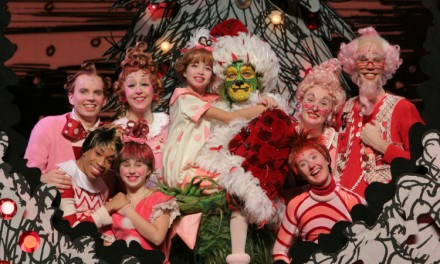Seattle Theatre: Grinch Who Stole Christmas Tickets