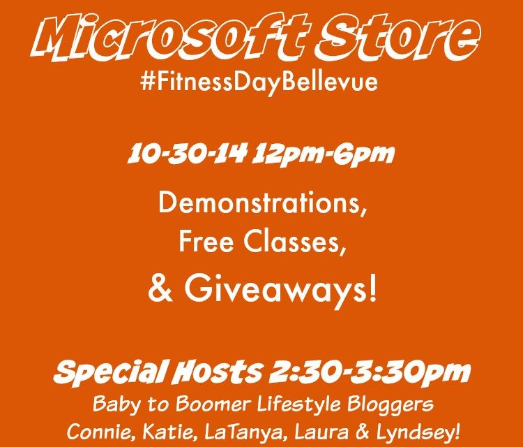 FREE FAMILY EVENT! Bellevue Microsoft Store 10/30