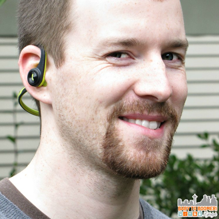 Over the ear style - BackBeat FIT Wireless Headphones - Great Sound & Stay-put Style #VZWBuzz ad