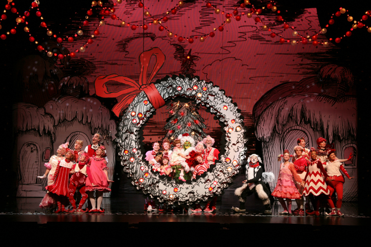 The Grinch Seattle Paramount Theatre