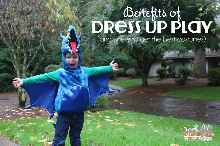 Benefits of dress up play and where to get the best costumes