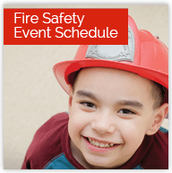 Fire Safety Event Schedule