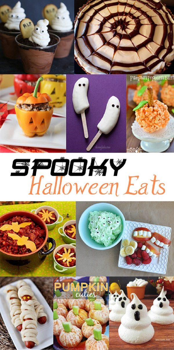 Kid-Friendly Halloween Food