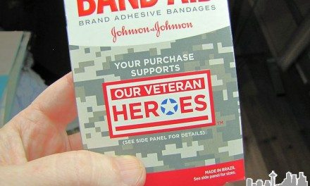 BAND-AID Provides an Easy Way to Support Veterans  #RunWithGlory #MC