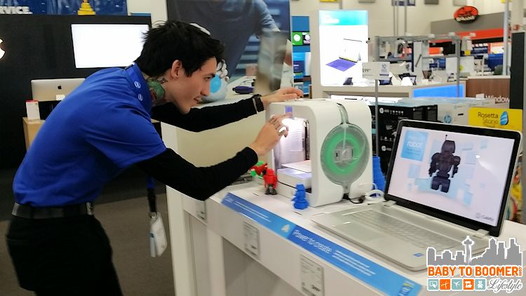 Intel Technology Experience Zones Brings Access to Inspiration at Best Buy @BestBuy #IntelatBestBuy