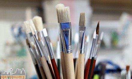 Paint Brush Set By Brush Artistry: 36 for Beginners & Experts