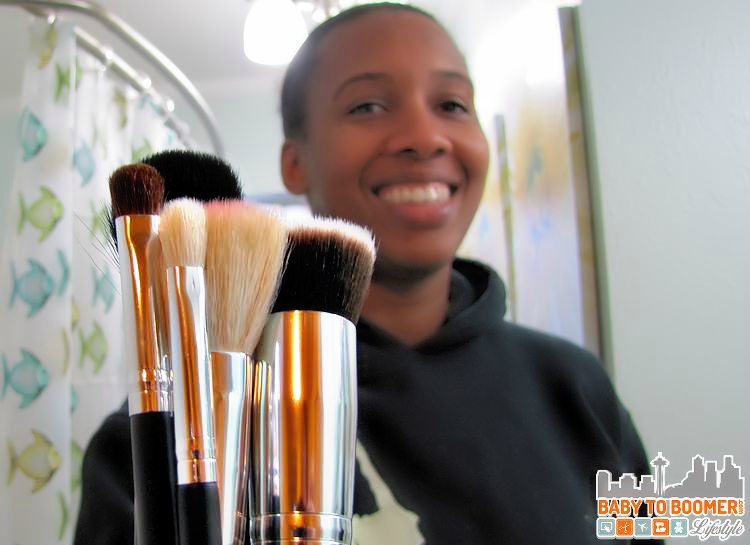 KESHIMA Must-Have Professional Makeup Brushes - ad