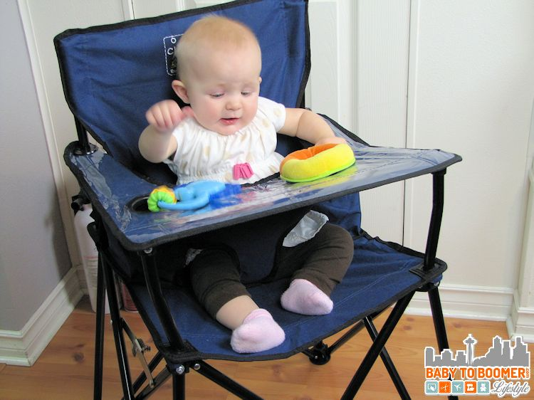 Ciao Baby - Portable High Chair