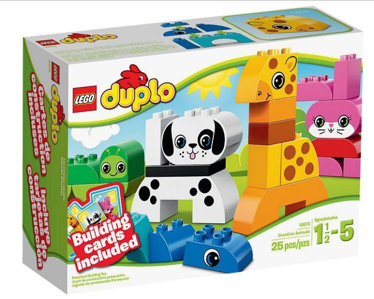 LEGO DUPLO Creative Animals