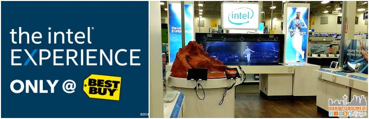 Intel Technology Experience Zones Brings Access to Inspiration at Best Buy @BestBuy #IntelatBestBuy - ad