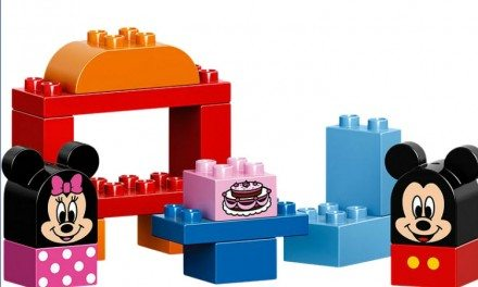 DUPLO Mickey and Minnie Mouse Clubhouse Café