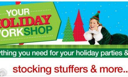 Office Depot and OfficeMax BLACK FRIDAY Deals & Holiday Workshop Details #YourHolidayWorkshop