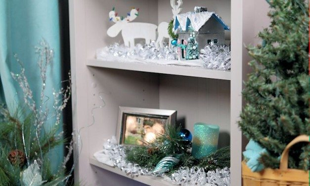 Christmas Decorations: Holiday Makeover & Easy DIY Crafts