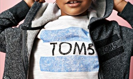 Target x TOMS Collection Benefits Charities – In Stores 11/16