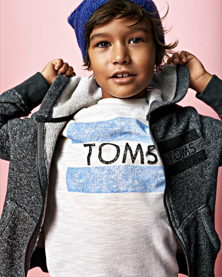Target x TOMS Holiday Limited Edition Apparel to Benefit Charity