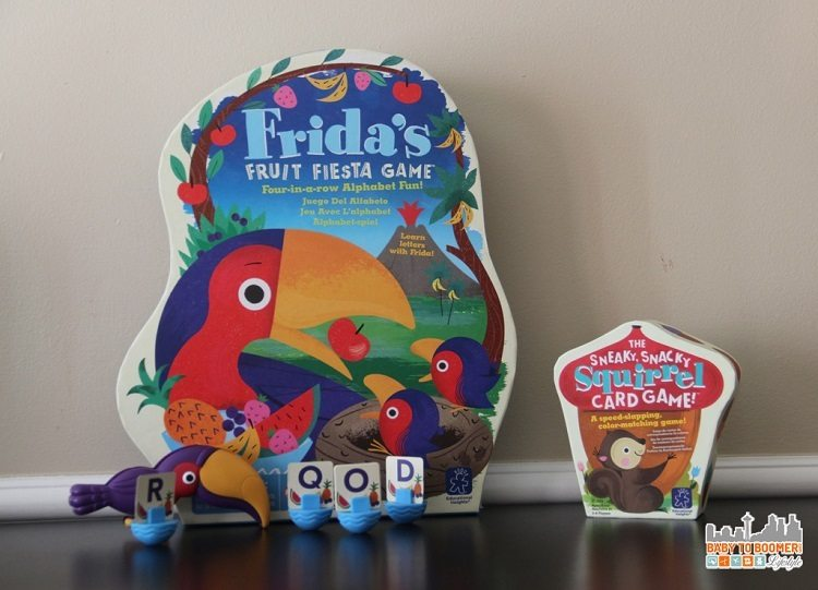 Educational Insights Frida's Fruit Fiesta Game - ad