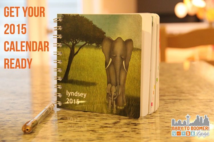 Personal Planner designs for 2015