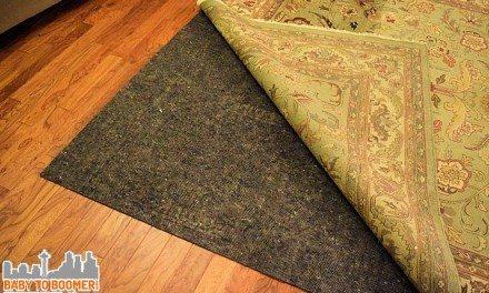 Rug Pad Corner: Quality Eco-friendly Pads Add Comfort