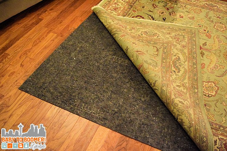 Rug Pad Corner: Quality Eco-friendly Pads Add Comfort