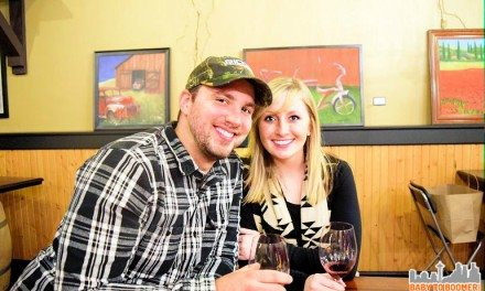 Groupon Gift Experience: Wine Tasting Night Out for New Parents