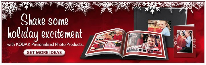 Kodak Picture Kiosk: 1-Hour Personalized Last Minute Gifts