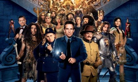 The Night At The Museum: Secret Of The Tomb