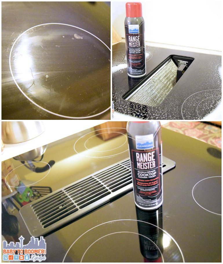Goodbye Dirt on Stainless Steel and Granite #MeisterCleaners #ad