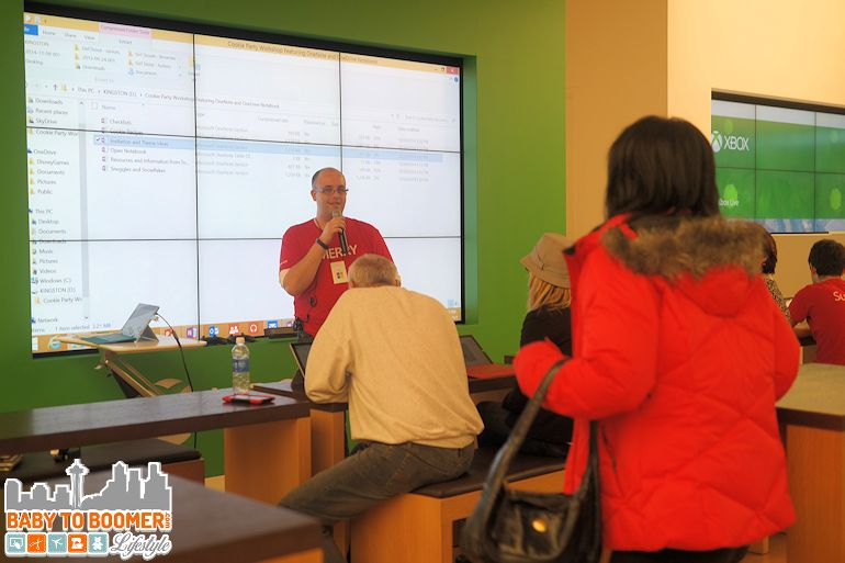Holiday Shopping at the Microsoft store - #ad