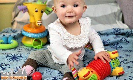 Tiny Love: Bright and Fun Developmental Infant Toys