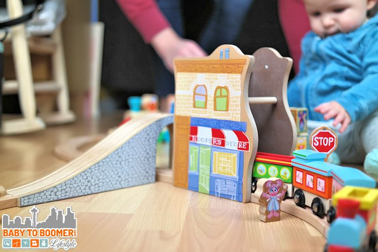 Sesame Street Trains: Quality Toys for Ages 2+