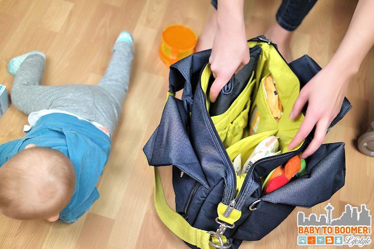 Lassig Green Label Neckline Bag: Durable, Eco-Friendly & Cute