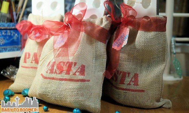 Groupon Gifts: Pasta-Making Class with DIY Ravioli Kit