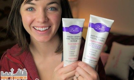Belli – Skin Care for Pregnant and Nursing Moms @belliskincare #ad