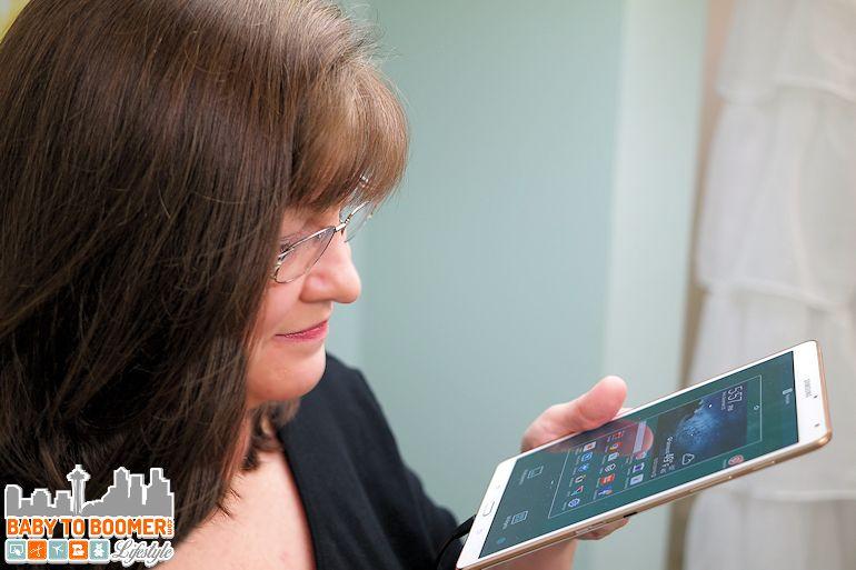 Samsung Tab S 8.4 Tablet - sponsored