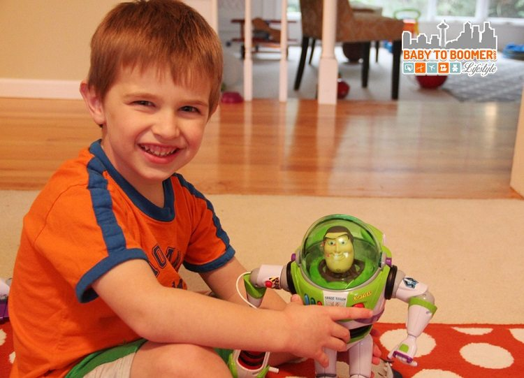 Power Projector Buzz Lightyear - Thinkway Toys for the Holidays - Shop Your Favorite Characters - ad